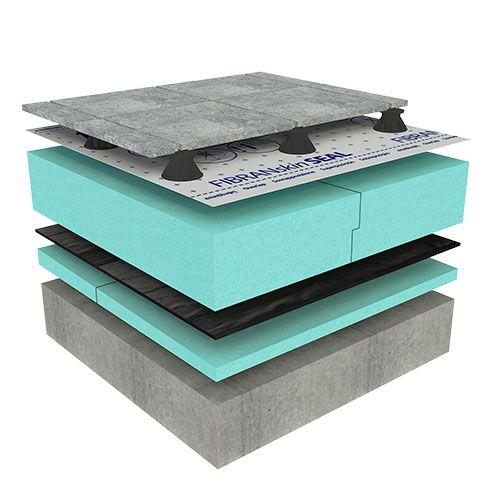 Walkable Flat Roof - OPTIMO