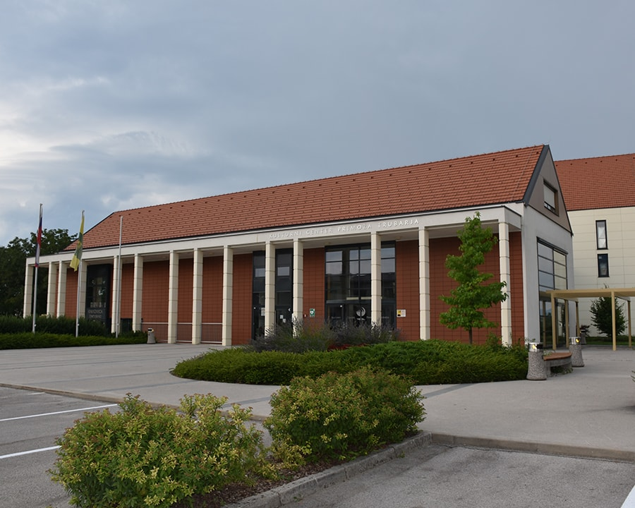 Kulturni center Primoža Trubarja