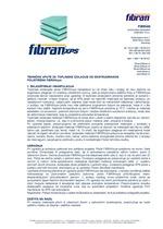 FIBRANxps-tehnička uputa za upotrebu thumnail